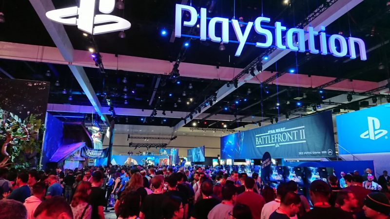 E3 Organiser Reacts to Sony's Absence with Empty Words