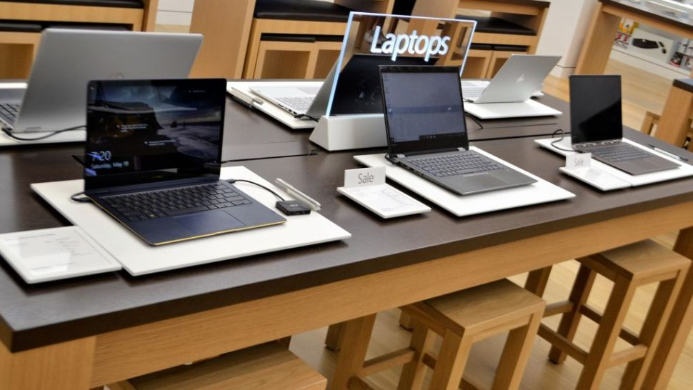 PC sales grow for the first time in seven years